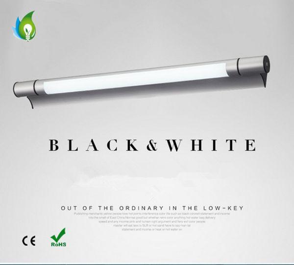 4W SMD5730 LED Banyo Ayna Işığı 40CM Suya Dayanıklı LED Ayna Ön Işık İç Mekan Duvar Lambası Aydınlatması