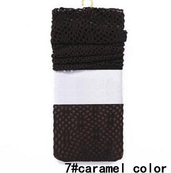 7 Karamellfarbe