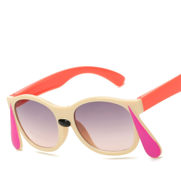 New Top Quality Kids TAC Polarized Kids Sunglasses UV400 Boy/Girls Cool TR90 Rubber Casual Glasses Out Door Eyewear