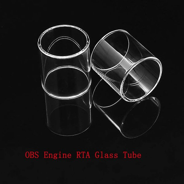 Wholesale OBS Engine RTA Tank Replacement Glass Tube With DHL Free Shipping buy cheap OBS Engine RTA Expansion Bubble Glass Replacement
