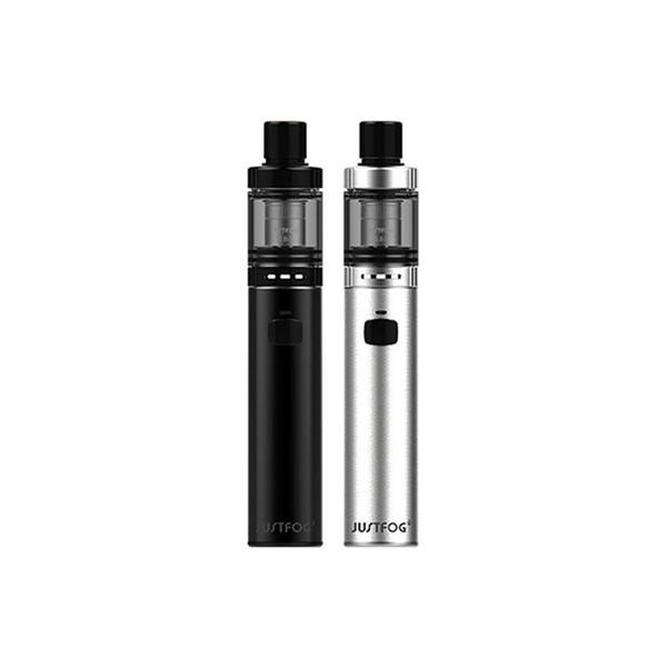 Original Justfog FOG1 Kit e cigarette 1500 mah Batterie 1.99ml Cartouches de Vape Mécanisme de protection des enfants stylo de Vape