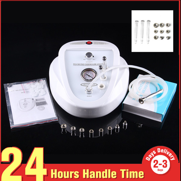 2017 Newest Hot Sale Brand New Diamond Microdermabrasion Dermabrasion Facial Peeling Skin Lifting Clean Beauty Machine