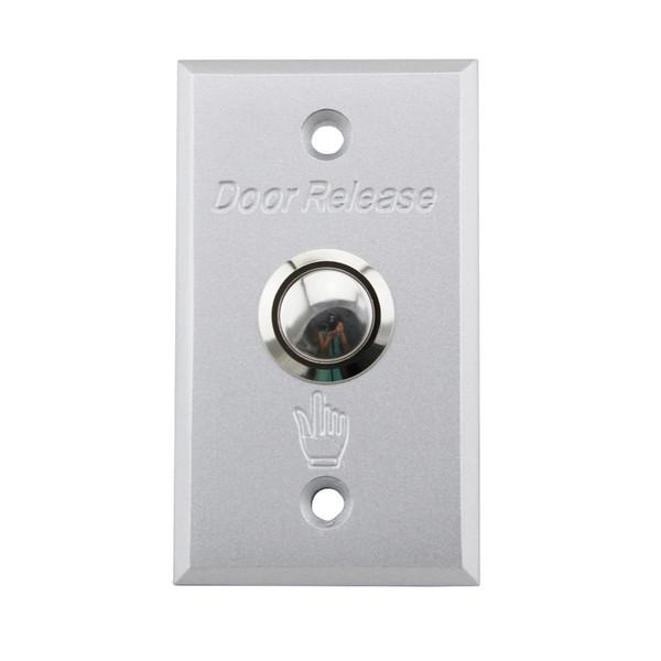 Großhandels-Heißer Verkauf! Aluminiumlegierung große Tür Ausfahrt Taste Ausfahrt Zugangskontrolle Schalter Metall Tür Ausfahrt Push emergent Ausfahrt Taste