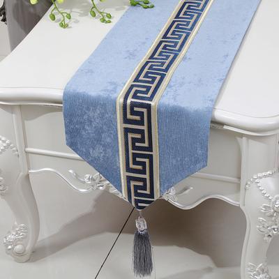 gray blue 200 x 33 cm