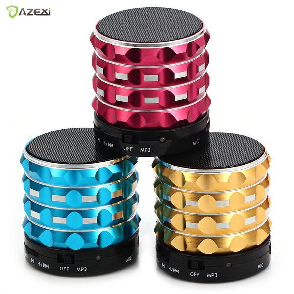 Wholesale- 2017 HOT Portable mini K2 Column Bluetooth Speaker Support TF Card FM Radio For smart phones PC laptop Sound Box