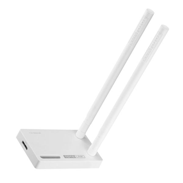 Gros- TOTOLINK A2000UA adaptateur de carte réseau sans fil 802.11ac 1200Mbps Dual Band USB 3.0 WiFi LAN Card avec 2 * 5 dBi antenne externe