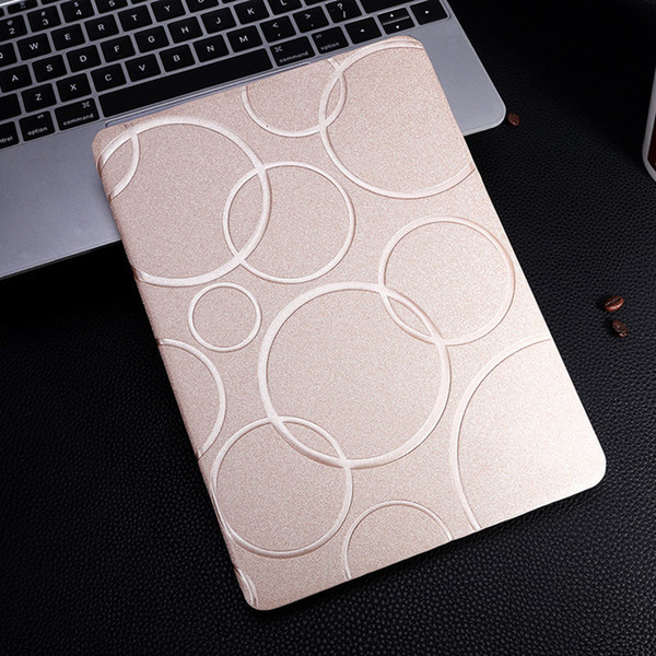 For iPad mini1/2/3 mini4 Air1/2 Tablet PC Cover Case Ultrathin Smart Dormancy PU Leather UNBreak Case Full Package Edge Protection