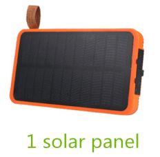 1 개의 태양 전지판