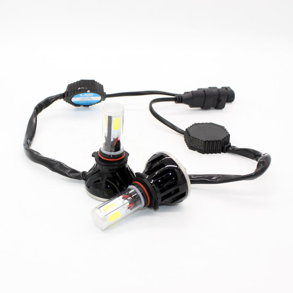 XIANGSHANG Led Car Headlight Fog Lamp HB4 9006 Cob Leds Head Light 40W 4000LM Auto Bulb Replacement Hid Xenon Kit and Halogen