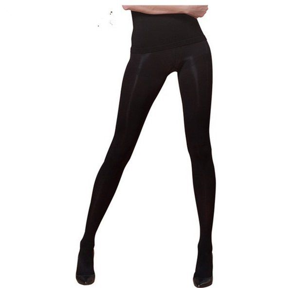 6 Pairs Multicolor Tights 300D Velvet Thick Anti-pill Soft Shape Body Pantyhose