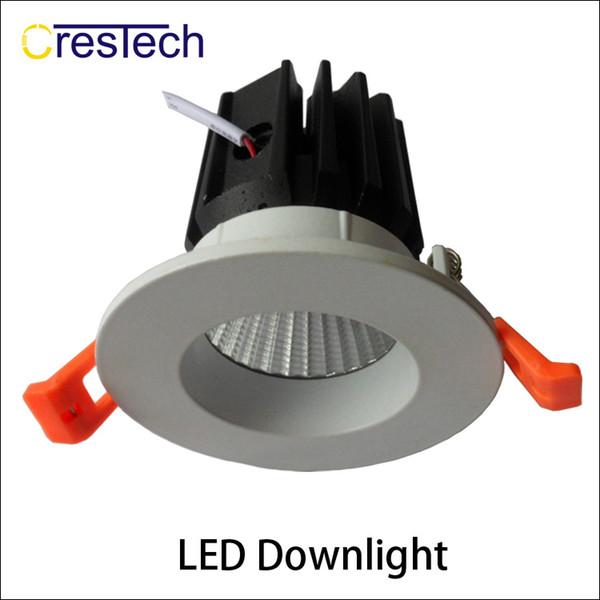 Lámpara LED de techo interior para instalación en casa AC85-265V 7W 9W 12W LED rejilla para la oficina en casa cocina utilizando