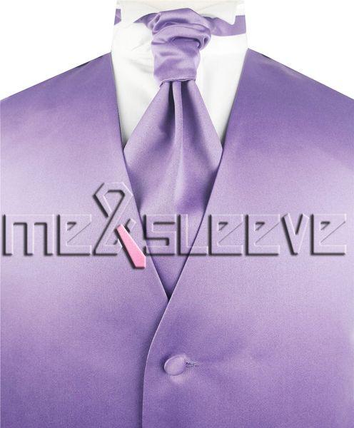 hot sale free shipping plain wisteria winter dresses(vest+ascot tie+cufflinks+handkerchief)