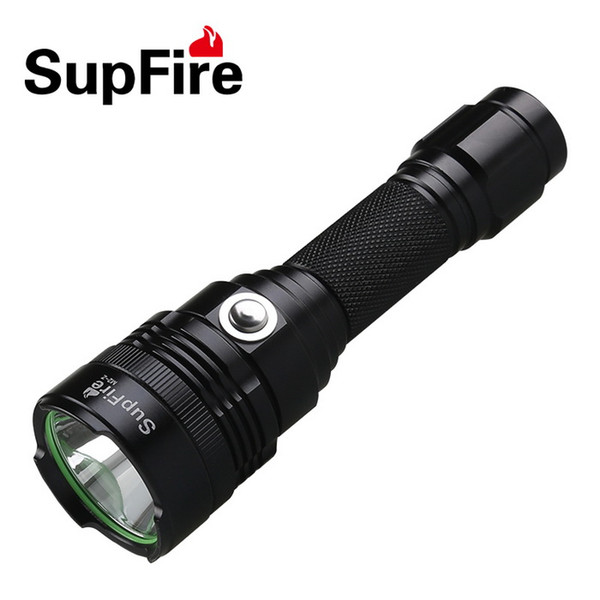 LED Flashlight Bicycle Cycling Bike Light 18650 Rechargeable Torchlight Outdoors Portable Camping Fishing Light Waterproof Work Tool Lights