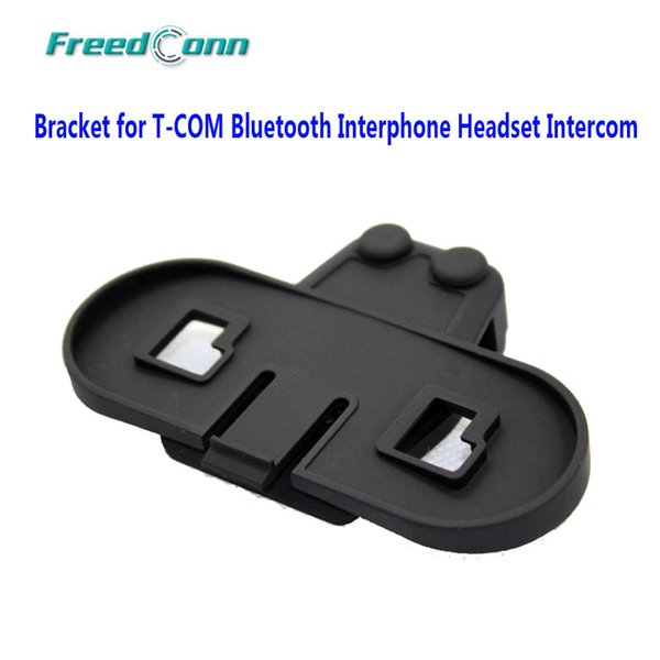 Wholesale- Free Shipping !! FreedConn Bracket für 1000 MT Motorrad BT Bluetooth Multi Interphone Headset Helm Intercom