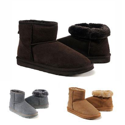 91805236866 Fashion Winter Snow Boots Classic Mini Men Warm Boot Christmas Brand  Designer Minis Shoes For Mens Xmas Chestnut Gray Black Sand Online Sal  Brown ...