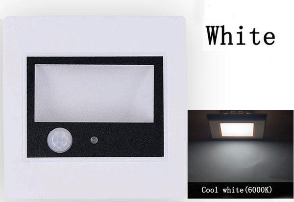 Beyaz Soğuk beyaz