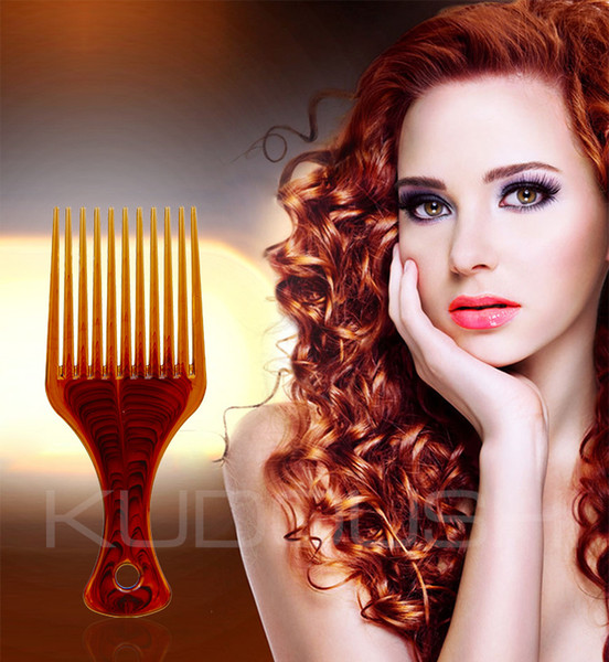 Hot Sale Hair Styling Combs Anti Static Professional Salon Wide Tine Comb High Quality Free Shipping.