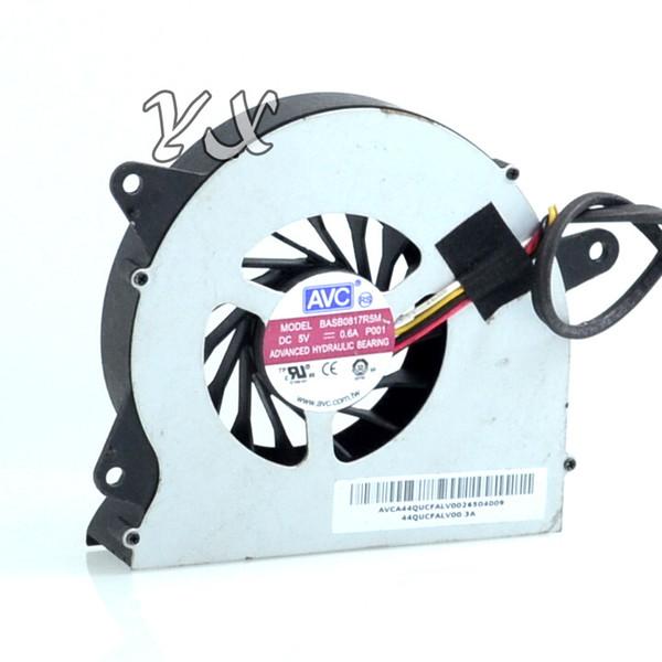 Notebook Fan BASB0817R5M Brushless Fan For C205 C200 C320 C325 C21R3 COOLING FAN DC 5V 0.6A
