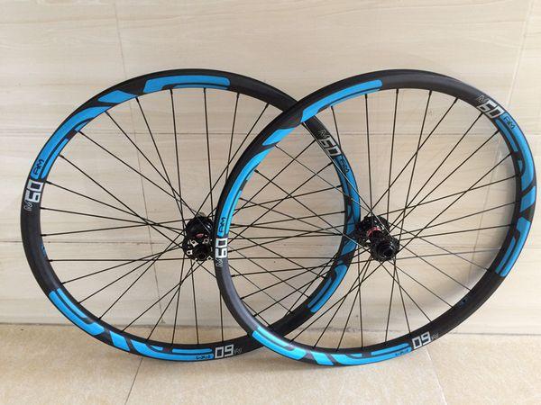 35MM*25MM AM XC 29er 650B 27.5er carbon mtb rims clincher tubeless Compatible mountain carbon mtb wheel custom logo