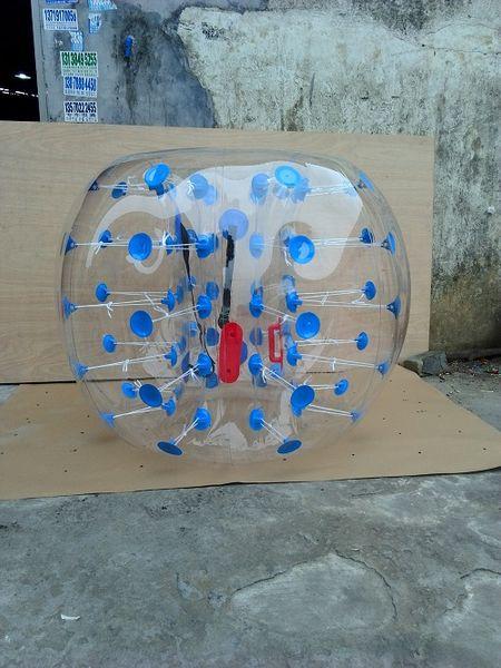 blue dot ball