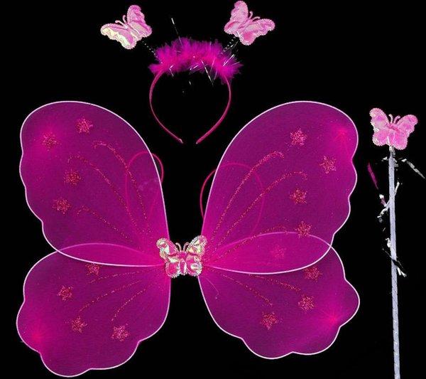 Kanat orta küçük bir kelebek