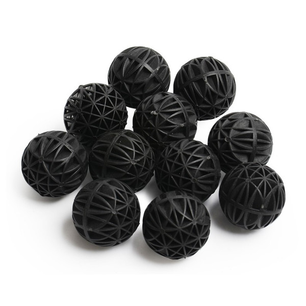best selling Bio Balls Filtration For Aquarium Pond Canister Clean Fish Tank Filters With Biochemical Wet Dry Cotton Ball Anti Bacteria Filter Media 0 8bb F