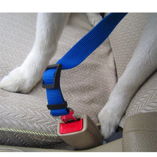 10pcs/Lot Pet Dog Adjustable Car Safety Seat Belt Multicolor Supply Leash Strong Traction lead Pet Product Cat Collar Dog Accessories 05
