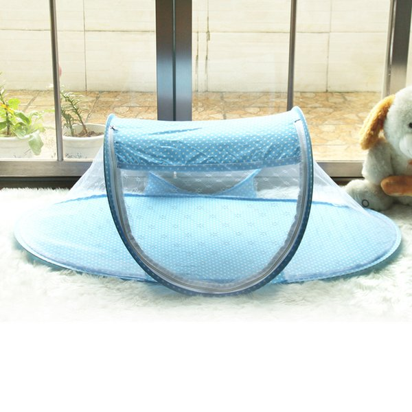 Hot Selling Mosquito Netting Tents,Blue Green Pink Comfort Mosquito Net,Portbale Baby Crib Mosquito Nets Mesh
