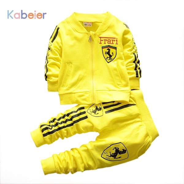 Kids Boys 1-4 Years Soccer Jersey Training Suit Tracksuits Sportswear Pants Children Girls Sport Running Football Clothing Sets