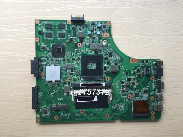 For Asus K53SD 5.1 Laptop Intel Motherboard 60-N3EMB1300-D26 notebook Systemboard HM65 s989 N13M-GE1-S-A1