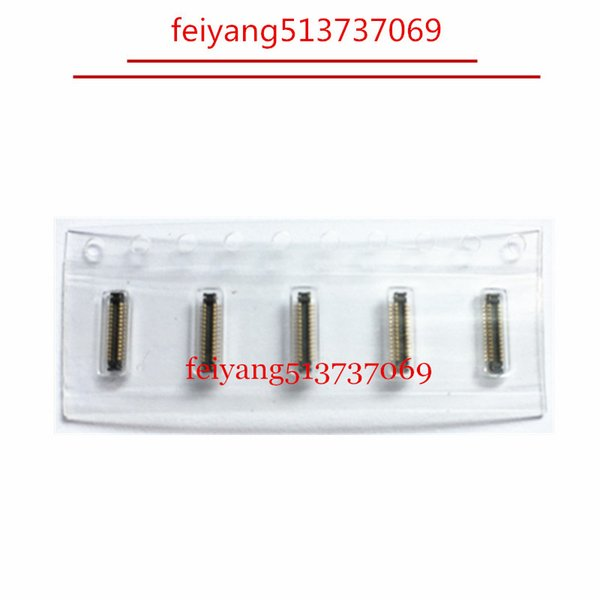 20pcs original Touch Screen Digitizer FPC Connector for iPad Mini 2 3 for ipad air