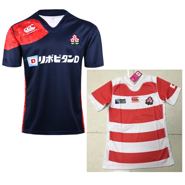 2019 Rugby Union 2015 Rugby World Cup Japan 2017 Japan Country New Jersey  High Temperature Heat Transfer Printing Jersey Rugby Shir From Ziyouj,