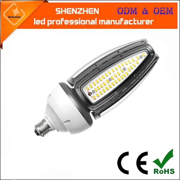 Ampoule de maïs de la route LED de lumière de la route 50W 120W 100W LED de puissance élevée extérieure allumant l'ampoule du maïs économiseuse d'énergie IP65 de l'énergie AC100-277V