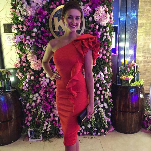 Women Fashion Cocktail Length Dresses 2017 New Red Cheap Mini Short Sheath Bodycon Evening Party Gowns Club Formal Vestidos Para Gala Wear