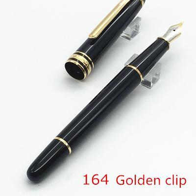 164 Stylo plume en or