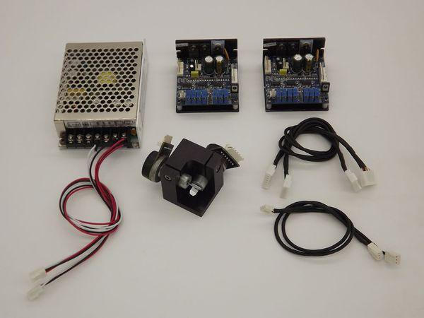 LP 30W 30K High Speed & Big Scanning Angle Laser Light Galvo Scanner  Systerm With Multifunctional ILDA Control Board Dj Lights For Sale Dj  Lighting