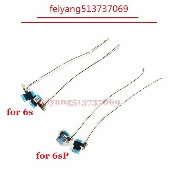 9d9c50ed451232 10pcs Original new For iphone 6S 6S plus WiFi Antenna Signal Receive Flex  Ribbon Cable Repair