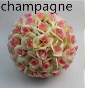 champagne rosa