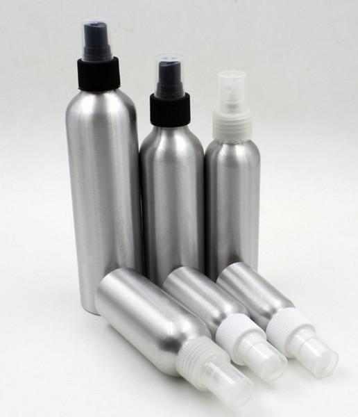 Алюминиевые бутылки брызга бутылки для духов Refillable косметическая упаковка конте