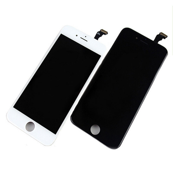 for Iphone 6 lcd screen Display touch Digitizer assembly TESTED NO DEAD PIXEL 1PCS free shipping