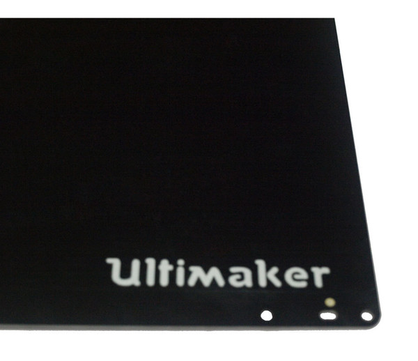 Freeshipping UM 2 Ultimaker 2&2 Extended 3d printer DIY heated bed with PT100B Sensor aluminum ultimaker 2 built plate Germany electric