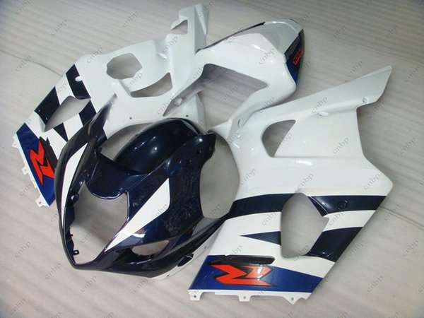 Plastic Fairings GSXR 1000 03 Fairing Kits GSX-R1000 2003 Body Kits for Suzuki GSXR1000 04 2003 - 2004 K3