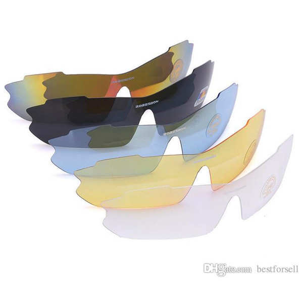 Hot sale Polarized Lenses for cycling Sunglasses Lens Clear 089 Bicycle Bike Racing b10 Sun glasses Lenses