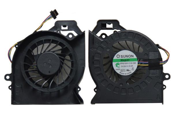 Ventilador de refrigeración de CPU para portátil HP Pavilion dv6-6000 dv6-6100 dv7-6000 MF60120V1-C181-S9A