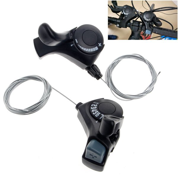 Mountain Bicycle SL-TX30-7R Trigger Shifter 7 vitesses 21 Vitesse Vélo Cyclisme NEUF