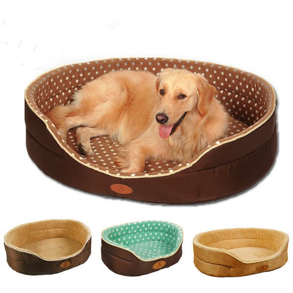 Double Sided All Seasons Big Size large Dog Bed House Sofa Pet Dog Cat Warm Bed x-l