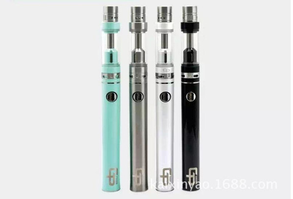 electronic cigarette sets 30W big smoke EVOD EGO high battery 1600mah 2.5ml atomizer tank Hot Sale and High Quality safe and health