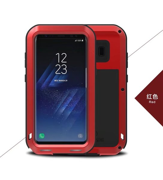 S8 Red