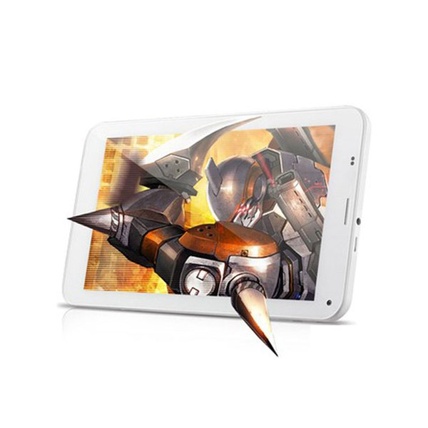 Wholesale- 2pcs/bag For CUBE Talk 7X U51GT 7 inch Tablet Screen Protector Anti-glare Clear HD Protective Film