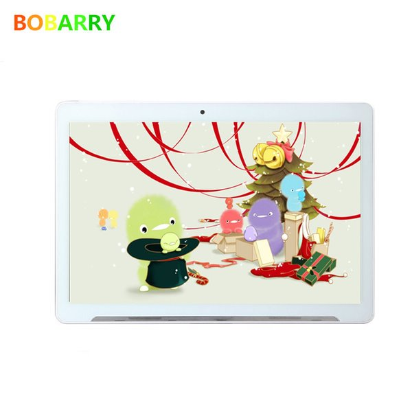 """Wholesale- BOBARRY T10SE 10 Inch Android Tablet PC Tab Pad 4GB RAM 64GB ROM Octa Core Bluetooth 4G Phone Call Dual SIM Card 10"""" Phablet"""